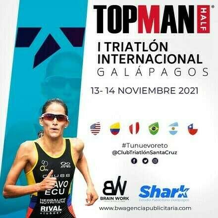 TOPMAN TRIATLON INTERNACIONAL GALAPAGOS