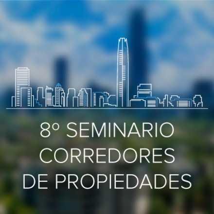 8° Seminario Corredores de Propiedades