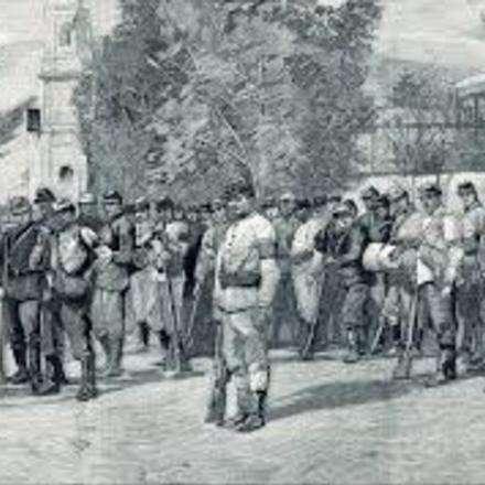 """Taller """"Guerra Civil de 1891"""""""