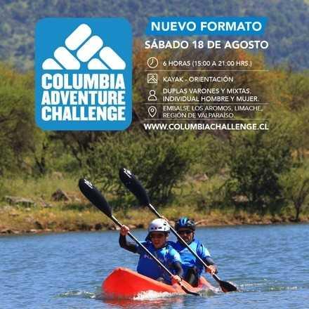 Columbia Adventure Challenge 3° fecha 2018