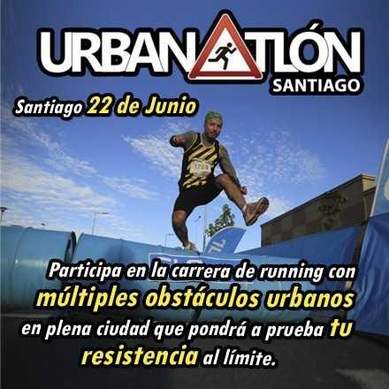 Urbanatlón Santiago Junio 22 2014