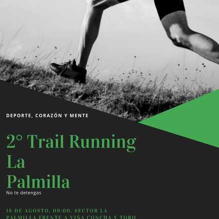 2° Trail Running La Palmilla