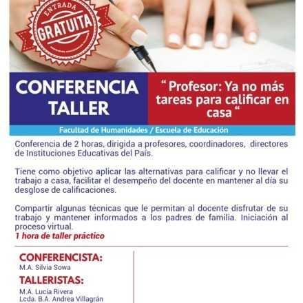 """""""Profesor: Ya no más tareas para calificar en casa"""" Comunicación y Lenguaje Grupo 1"""