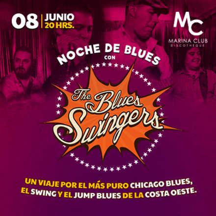3° Noche de Jazz The Blues Swingers