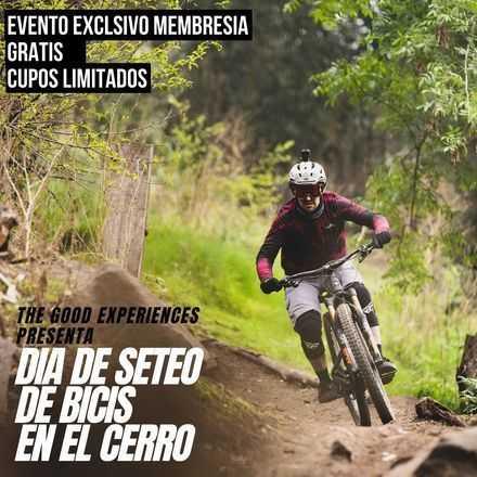 The Good experiences presenta DIA DE SETEO EN EL CERRO sólo para membresía