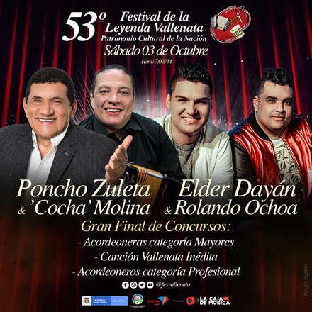 Gran Final 53° Festival de la Leyenda Vallenata - PULEP: FLS691