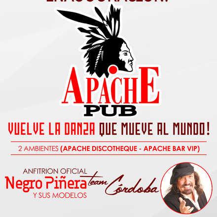 INVITACIÓN Inauguración Apache Pub Puerto Montt