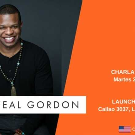 Rahfeal Gordon en Chile