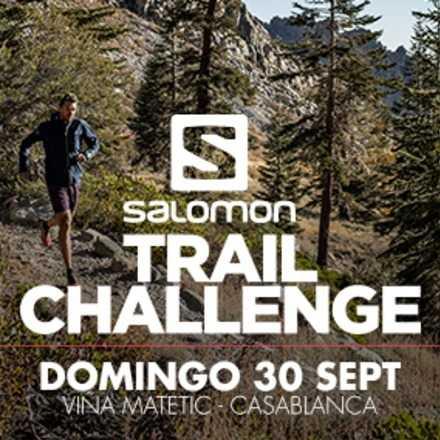 Salomon Trail Challenge 2018, 2nda Fecha