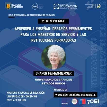 Aprender a enseñar: desafíos permanentes para los maestros en servicio y las instituciones formadoras