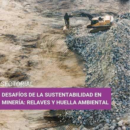 Desafíos de la sustentabilidad en Minería: Relaves y huella ambiental