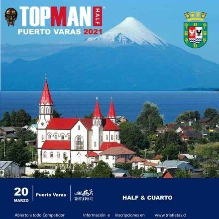 TOPMAN   HALF SERIES PUERTO VARAS 2021