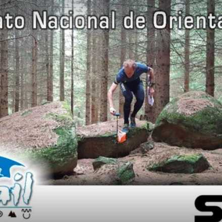 XXI Campeonato Nacional de Orientación 2017
