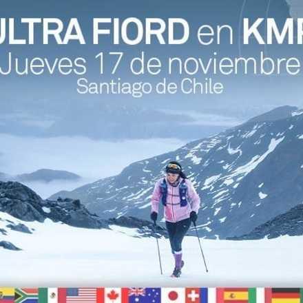 Ultra Fiord Meetups Santiago en KMP!