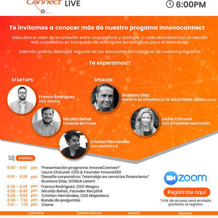 InnovaConnect Live