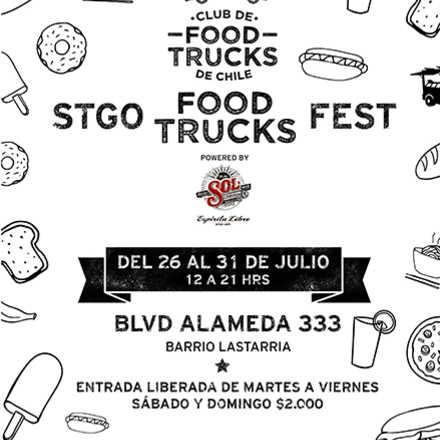 Santiago Food Truck Fest