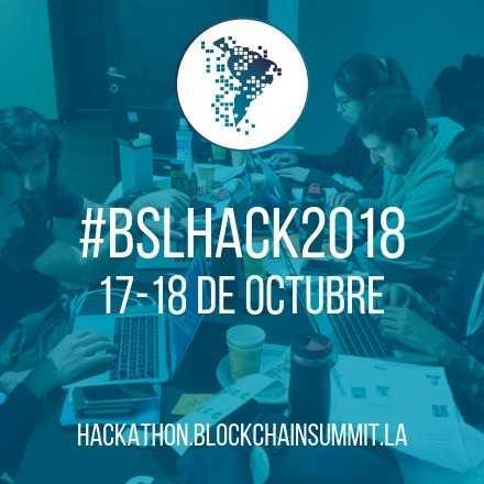 Blockchain Hackathon Colombia