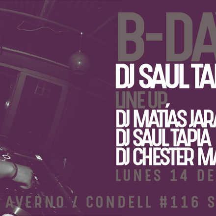 Santo Averno / B-DAY Dj Saul Tapia