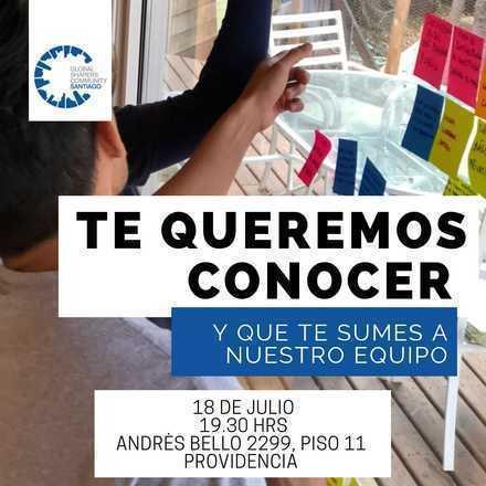 Global Shapers Santiago | Liderazgo e impacto en nuestra ciudad