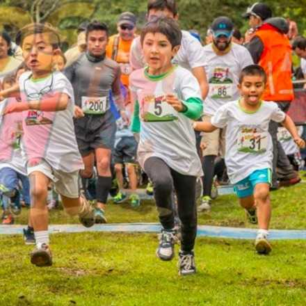 Kids Run Colombia 2017