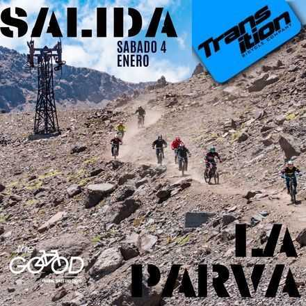 Salida Transition Bikes | La Parva