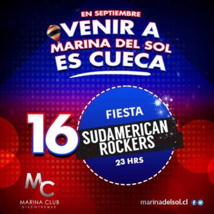 FIESTA Sudamerican Rockers