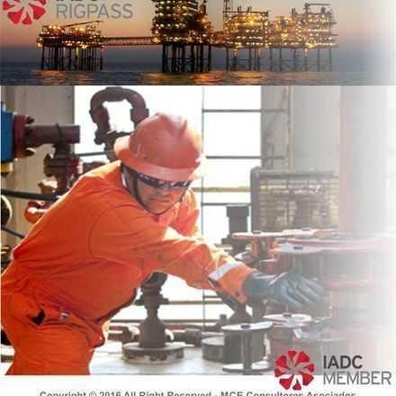 RIG PASS : Su Pasaporte a la Industria Petrolera