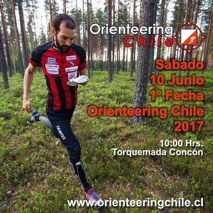 Orienteering Chile 1 Fecha 2017