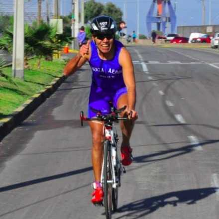 TOUGHMAN  HALF SERIES  TRIATLON ARICA 2018