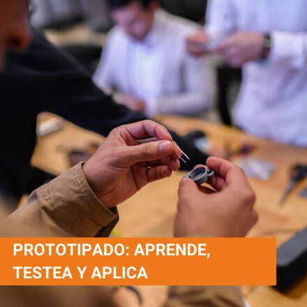 Prototipado: aprende, testea y aplica