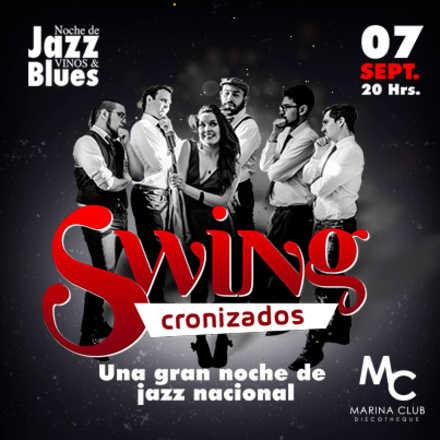 Noche de Jazz con Swingcronizados