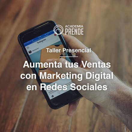 Aumenta tus Ventas con Marketing Digital en Redes Sociales