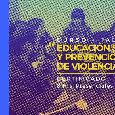 """""""EDUCACIÓN SEXUAL Y PREVENCIÓN DE VIOLENCIA SEXUAL"""""""