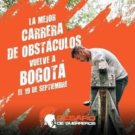 Desafío de Guerreros Bogotá 19-Sep