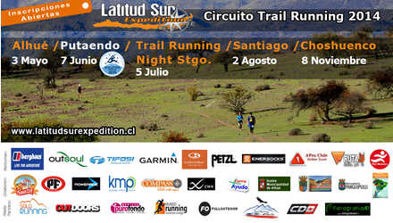Trail Running Alhué 2014