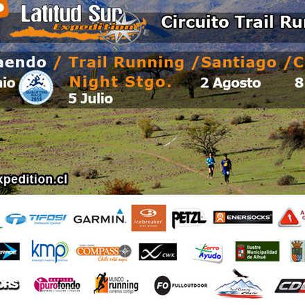 Trail Running Alhué 2014