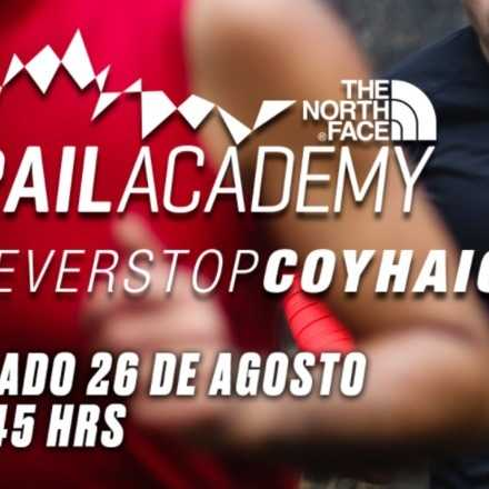 The North Face - Never Stop Coyhaique