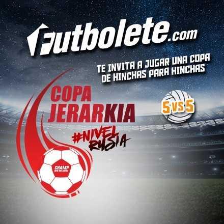 Torneo Jerarkia - Futbolete.com