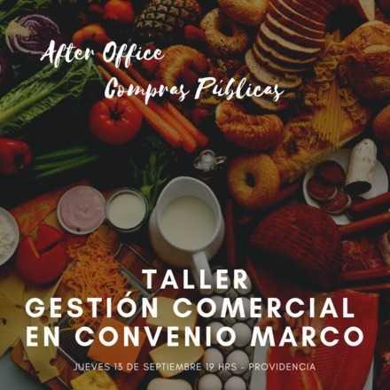 Gestión de negocios en Convenio Marco - Septiembre