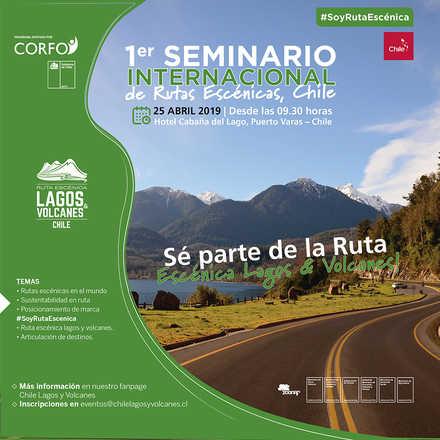 1er Seminario Internacional de Rutas Escénicas-CHILE