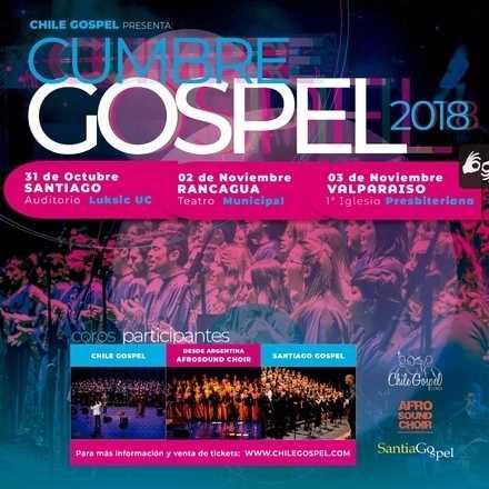 Cumbre gospel 2018