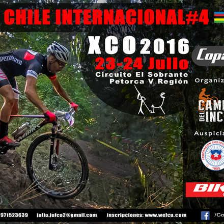 4ta fecha Copa Chile Internacional