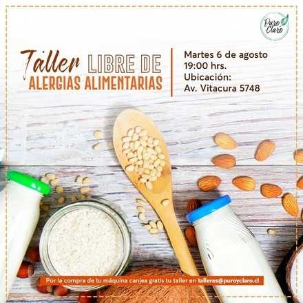 Taller de Alergias Alimentarias