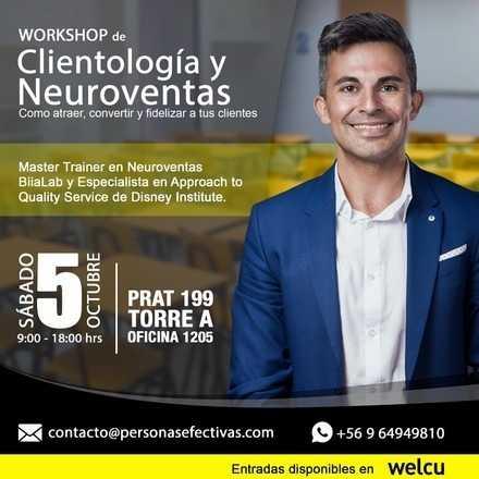Workshop de Clientología y Neuroventas