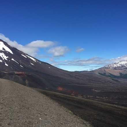 Trekking Cráter Navidad