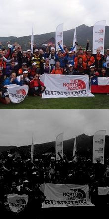 Corre con The North Face Running Club