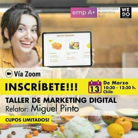 Taller Marketing Digital