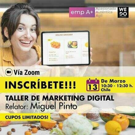 Taller Marketing Digital