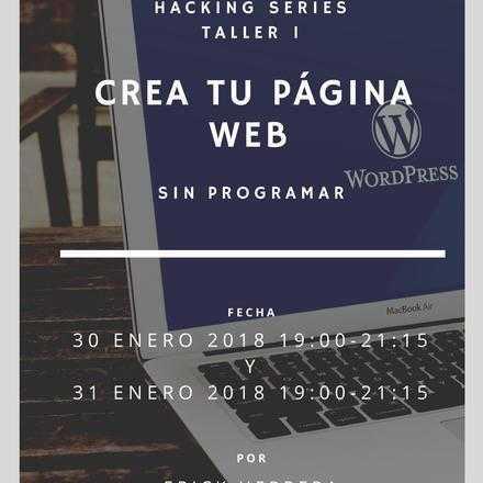 Hacking Series wordpress E1