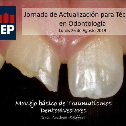 Manejo básico de Traumatismos Dentoalveolares